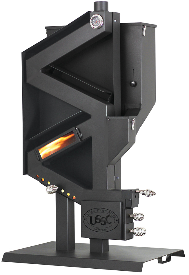 Wise-Way Pellet Stoves