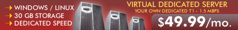 Data Center West Virtual Server